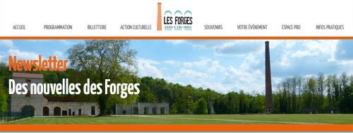 Les Forges de Fraisans
